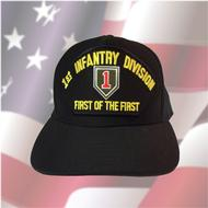 First of the First - 1st Infantry
