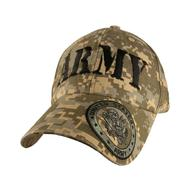 U.S. Acu Washed Army Cap