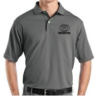 Dri-Mesh Sport Shirt - Steel Grey