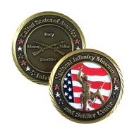 National Infantry Museum Coin